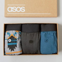 Asos Jersey Boxers 3 pack