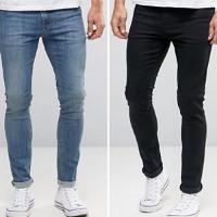 Asos Super Skinny Jeans 2 pack