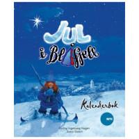 Jul i Blåfjell Kalenderbok
