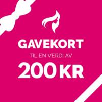 BliVakker Gavekort