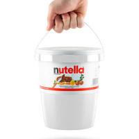 En Bøtte Med Nutella