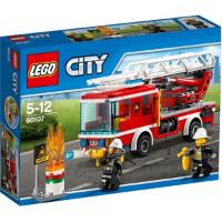 Brannvesents Stigebil Lego