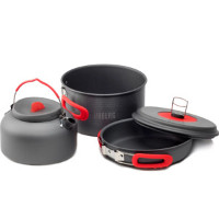 Camping Cookset Kettle