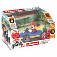 Carrera Super Mario Kart