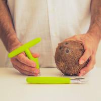 Cococrack kokosnøtt verktøy