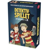 Detektivspillet Detektivbyrå