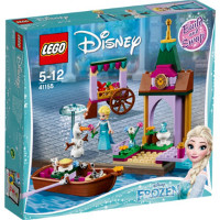 Lego Disney Elsas marked