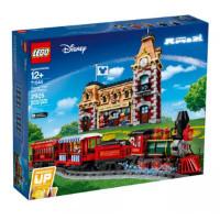Lego Disney tog og stasjon
