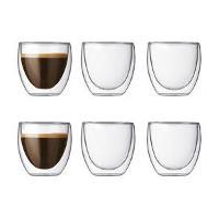 Dobbeltvegget Espresso Glass