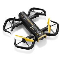 Drone med høydesensor