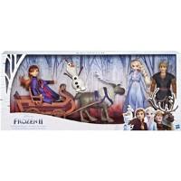 Frozen 2 Multipack med Slede