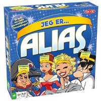 Jeg er Alias Brettspill