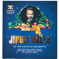 Julekalender Jingle Balls Chiliclaus