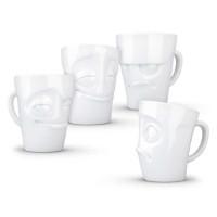 Kaffekopp med ansikt