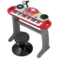 Keyboard med stol