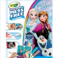 Kladdfritt pennset fra Disney Frozen