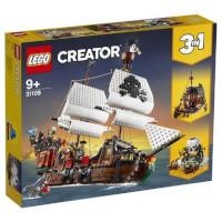 Lego Creator Piratskip