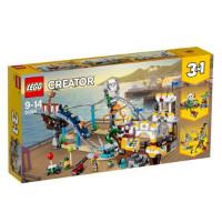 LEGO Creator Pirat berg og dalbane