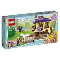 Disney Rapunsels reisende karavane