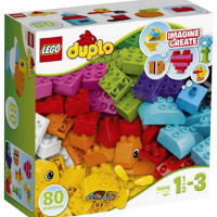 Lego Duplo Mine første klosser