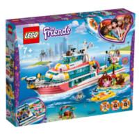 Lego Friends Redningsbåt