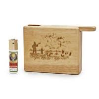 ØYO Lerka Wooden Box