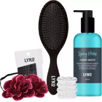 Lyko Hair up face off Kit