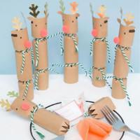 Meri Meri Reindeer Christmas Crackers