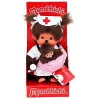 Sykepleier Monchhichi