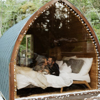 Mirror Cabin