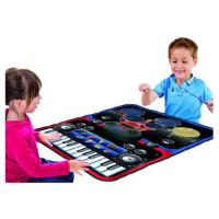 Musikkmate Trommer og Piano