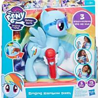 Singing Rainbow Dash