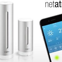 NetAtmo WiFi Værstasjon