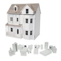 Pakke Stoy Dukkehus Lux og møbler