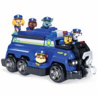 Paw Patrol Totalt Team Rescues Chase