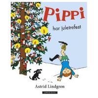 Pippi har Juletrefest