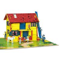 Pippi Hus Villa Villekulla