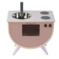 Play Kitchen Sunset Pink