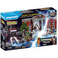 Playmobil Julekalender - Back to the Future