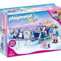 Playmobil Slede med Kongelig Par