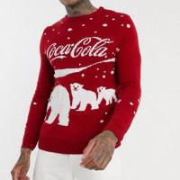 Coca Cola Christmas jumper