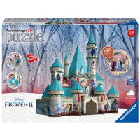 Puslespill 3D Disney Frozen
