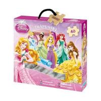 Disney Prinsesser Puslespill