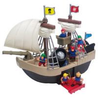 Piratskip fra Redbox