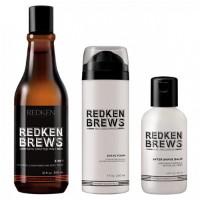Redken Brews Trio