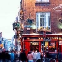 Reise til Dublin