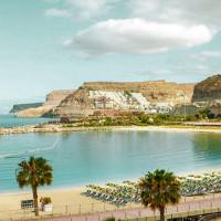 Reise til Grand Canaria