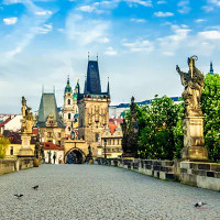 Reise til Praha
