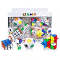Rubiks Kube - Fidget Gavesett