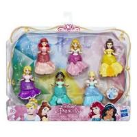 Små prinsessedukkene fra Disney